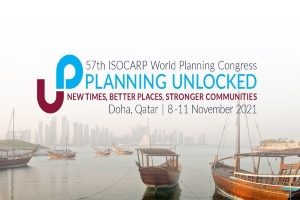"57th ISOCARP hybrid Congress ""New Times, Better Places, Stronger Communities"""